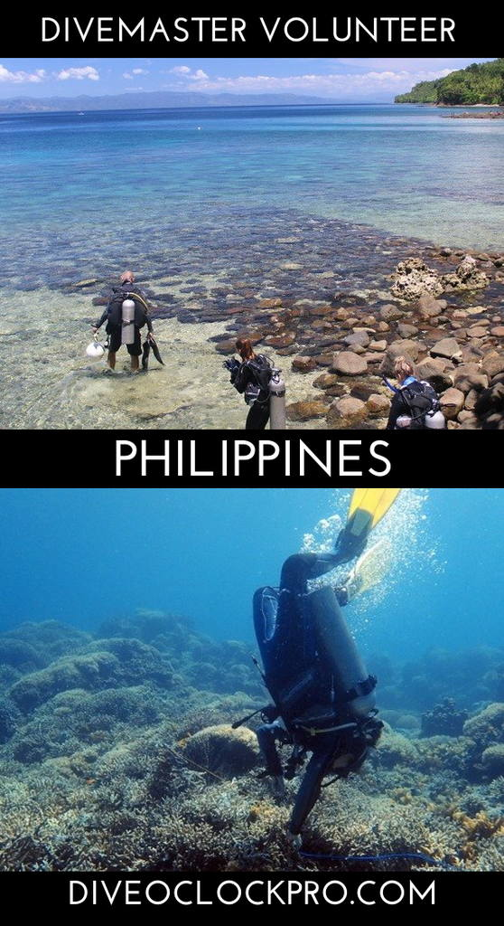 PADI Divemaster Course - Southern Leyte, Philippines