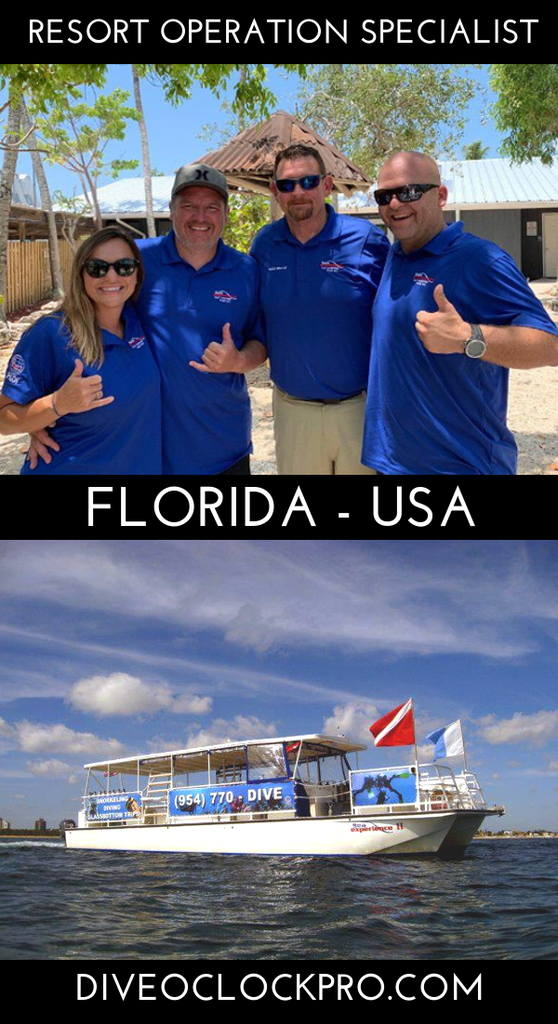 PADI Dive Instructor Course - Fort Lauderdale, United States