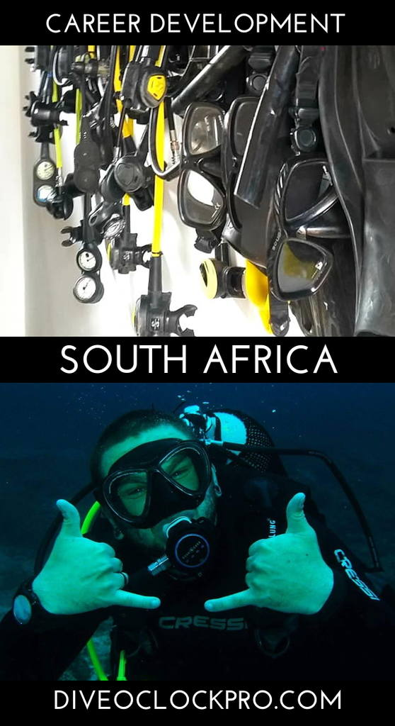 PADI Dive Course - Pretoria, South Africa