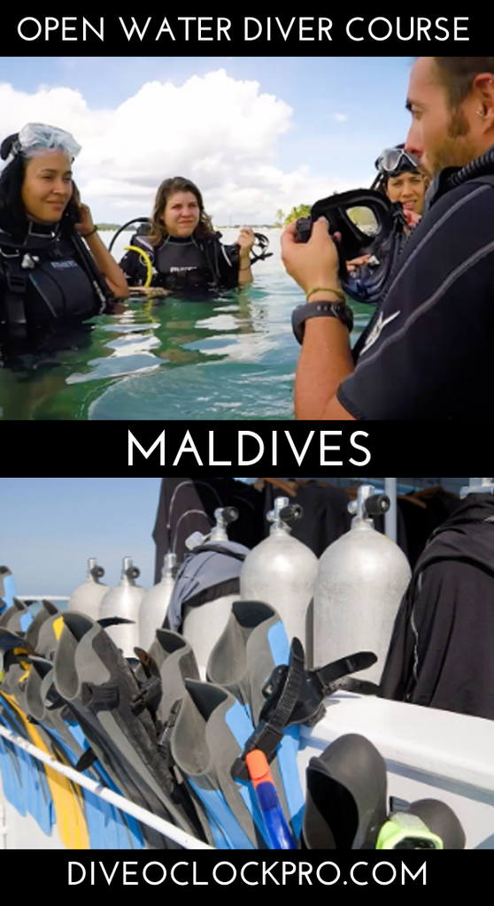 SSI Open water course   - Rasdhoo - Maldives