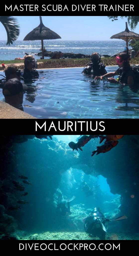 Tech Course PADI TecRec VIP Boot Camp including Accommodation - Mauritius - Mauritius