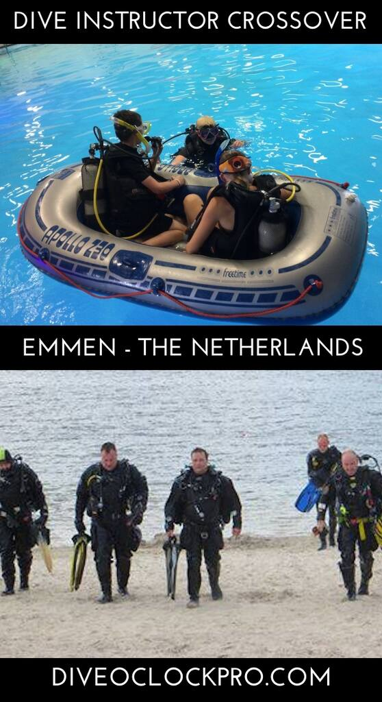Instructor Crossover to Naui - 7825 AJ Emmen, Nederland - Nederland