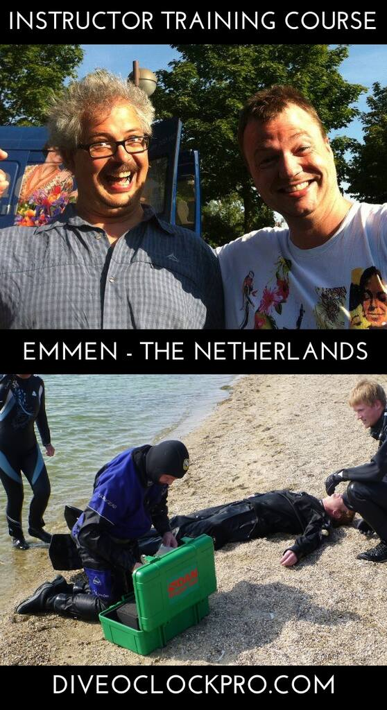 Instructor Training Course (ITC) Naui - 7825 AJ Emmen, Nederland - Nederland