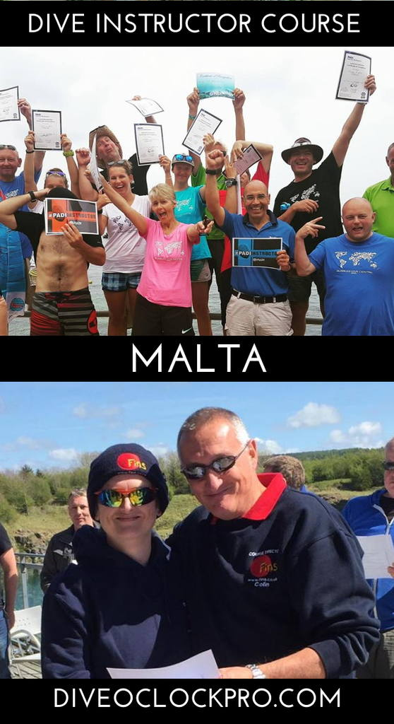 PADI Instructor Development Course - Gozo, Malta - Gozo - Malta