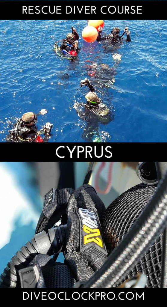 PADI OPEN WATER, ADVANCED, RESCUE OR EFR COURSES - Larnaca - Cyprus