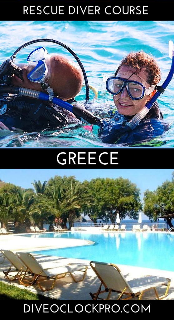 PADI Dive Course - Mithymna - Lesbos, Greece