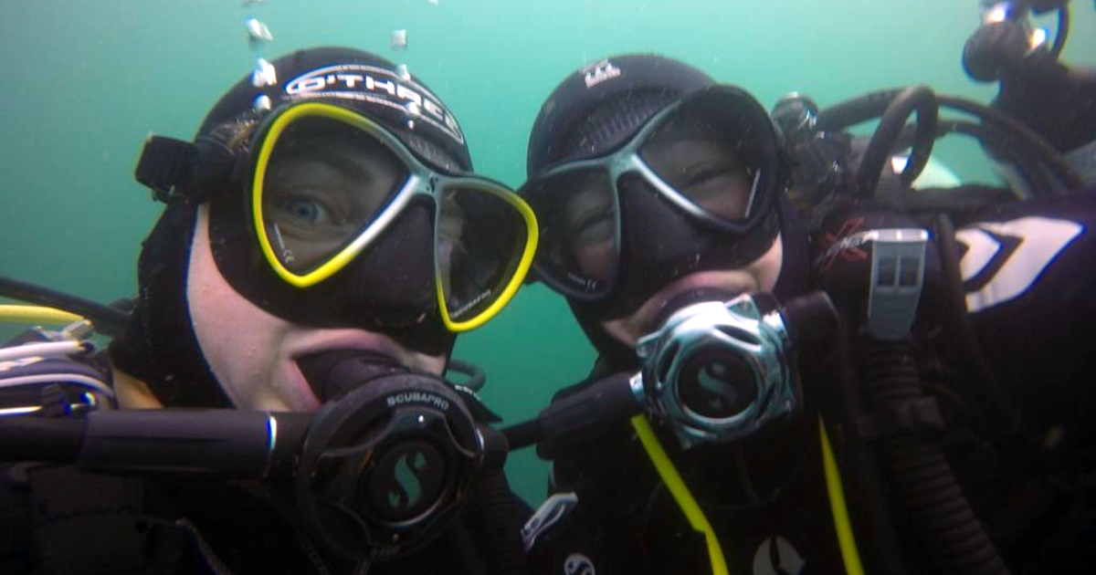 Choosing Pro Courses - Become a Dive Instructor