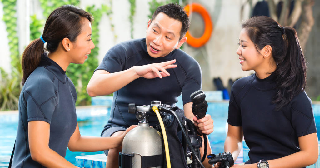 5 Exciting Jobs as a Dive Instructor   Pro IDC List